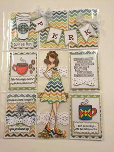 Pocket Letter ❤ Coffee Prima