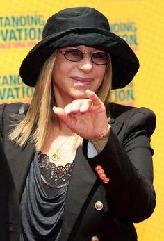 More Pics of Barbra Streisand Sun Hat 3641e11d6c2b