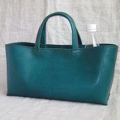 Horizontal Tote Bag by 9nui on iichi