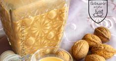 1 szklanka mleka orzechowego   1 puszka kajmaku o smaku orzechowym 460 g   0,7 l czystej wódki  100 ml spirytusu   filiżanka mocnej es... Peanut Butter, Food, Essen, Meals, Yemek, Eten, Nut Butter