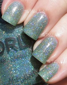 The PolishAholic: Orly Summer 2013 Mash Up Collection Swatches & Review  Sparkling Garbage