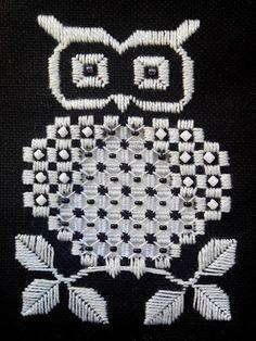 Jusie Sea. Handmade: Белая сова
