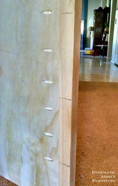 Pneumatic Addict Furniture: Building a Jordan Dresser