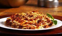 OWJ Food: Lasagna
