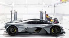 O insano AM-RB 001 terá um V12 da Cosworth e será apresentado no Canadá