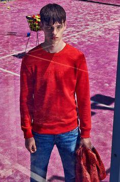 Photo by Branislav Simoncik. Styling by Jan Kralicek.  menswear mnswr mens style mens fashion fashion style editorial
