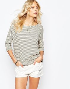 Image 1 ofPepe Jeans Stripe Top