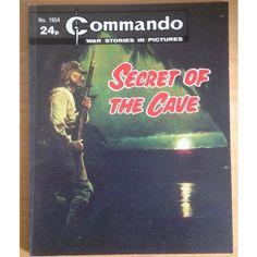 Commando Comic Picture Library #1954 War Action Adventure £2