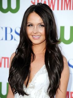 Camilla Luddington Photos - Actress Camilla Luddington arrives at the TCA Party for CBS, The CW and Showtime held at The Pagoda on August 2011 in Beverly Hills, California. - CBS, The CW & Showtime's 2011 TCA Party - Arrivals Camilla Luddington, William Kate, Grey's Anatomy, Lace Front Wigs, Lace Wigs, Danielle Fishel, Medium Hair Styles, Long Hair Styles, Remy Human Hair