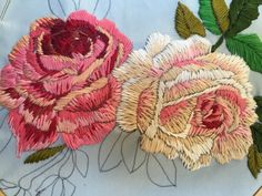 A Pair & A Spare   How to: Seriously Cool Embroidery with Tessa Perlow