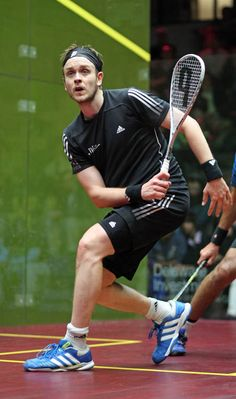 squash : James Willstrop