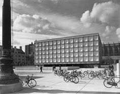 Beinecke Library, Yale University - Ezra Stoller: Beyond Architecture