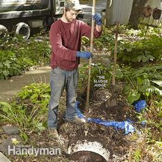 Get your tank pumped: How a Septic Tank Works http://www.familyhandyman.com/plumbing/how-a-septic-tank-works/view-all