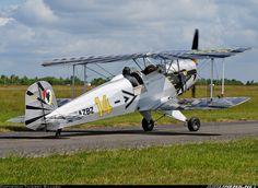 CASA (Bucker) Jungmann. El avión favorito de mi padre.