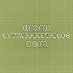 www.cutterandtailor.com
