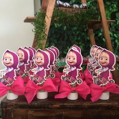 Third Birthday Girl, 3rd Birthday Cakes, Bear Birthday, 1st Birthday Parties, Happy Birthday, Marsha And The Bear, Bear Party, Ideas Para Fiestas, Birthday Decorations