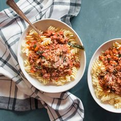 Super easy vegetable packed bolognese that is so sneaky, you'll be able to trick anyone!