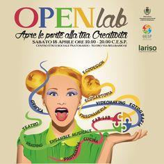 Bozza grafica Openlab. La bozza della grafica per un'evento. #giuliabasolugrafica #graphic #illustration #drawing #illustrator #digitalart #vector #brochure #volantino #leaflet