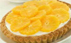 Πορτοκαλένιες γεύσεις Mini Tortillas, Grapefruit, Tart, Pineapple, Muffin, Food And Drink, Pie, Pudding, Cookies