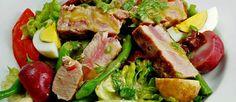 Ensalada Nicoise - Cocina y Vino