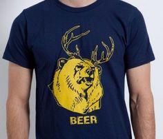 Bear + Deer = Beer
