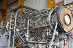 GE LM2500+G4 Gas turbine / aeroderivative 36.3 MW Turbine Engine, Gas Turbine, Jet Engine, Diesel Engine, Jumbo Jet, Aircraft Engine, Combustion Engine, Engineering, Industrial