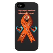 I Choose Hope Over Pain CRPS iPhone 5/5S Snap Case