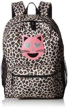 Toys & Gifts For 8 Year Old Girls 2018 Girls Leopard Print Backpack Latest Handbags, Fall Handbags, Handbags Online, Fashion Handbags, Trendy Purses, Cheap Purses, Cute Purses, Purse For Teens, Coach Purses Outlet