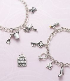 We love this fun Halloween inspired charm bracelet a James Avery