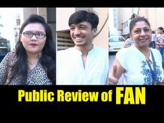 CHECKOUT Public Review of FAN | Shahrukh Khan.  See the full video at : https://youtu.be/h3lfwMvP7RM #fan #shahrukhkhan