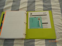 Beyond the grades...: Teacher Binder