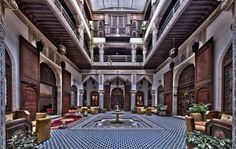 Riad Salam- Fez - Morocco