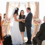 Tuscan Inspired Hilltop Villa Wedding in Malibu