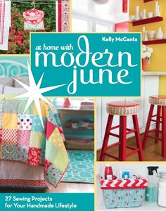 At Home with Modern June Signed Copy by modernjune on Etsy, $26.95