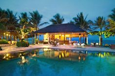 Save TIME and MONEY, get better rates and book The Bali Khama Beach Resort & Spa or other resort hotel in Tanjung Benoa Bali fast and easy. Bali Travel, Travel And Tourism, Bali Beach Resorts, Bali Accommodation, Bali Holidays, Great Vacations, Resort Spa, Holiday Travel, Hotels And Resorts