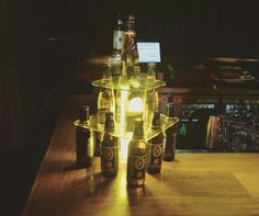 Fosters... Let there be light.