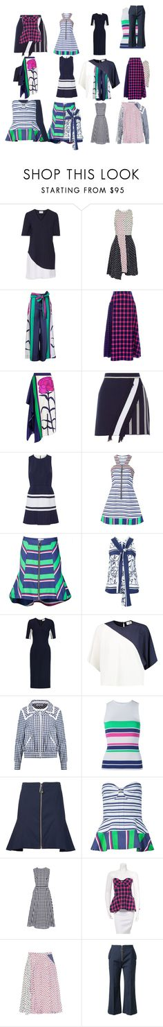 """Untitled #3971"" by luciana-boneca on Polyvore featuring Tanya Taylor"