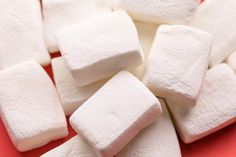 Old Fashioned Recipe for Marshmallows