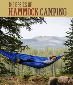 The basics of hammock camping. Tips and tricks on how hammock camp. Survival Life is the best source for survival tips, gear and off the grid living. #featured #hammockcamping #hammockcampinghowto