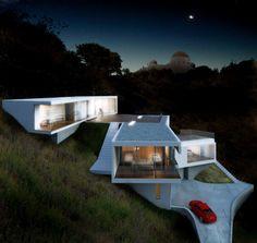 Los Angeles Hillside Modern