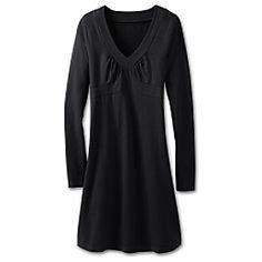 7476980d826a Long Sleeve Organic Cotton Senorita Dress
