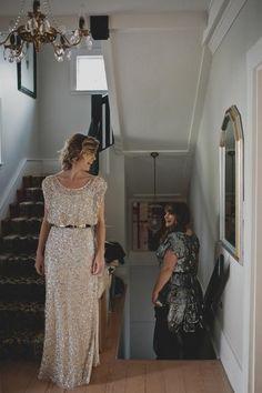 Olivia & Dave / Wedding Style Inspiration / LANE