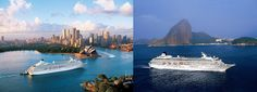 Crystal Cruises Announces FOUR Incredible World Cruises In 2018 #cruise #travel