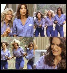 Angels in Chains Detective, Action Tv Shows, Kate Jackson, Cheryl Ladd, All American Girl, Farrah Fawcett, Jaclyn Smith, Ncis, Brigitte Bardot
