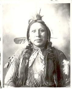 To-bah (aka Frank Tobah) - Kiowa - 1899