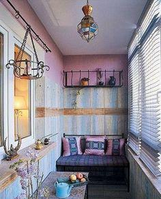 03 Cozy Apartment Balcony Decorating Ideas on A Budget Interior Balcony, Apartment Balcony Decorating, Apartment Balconies, Cozy Apartment, Interior Decorating, Interior Design, Decorating Ideas, Interior Ideas, Design Interiors