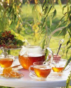 C'est l'heure du thé!