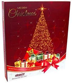 This is the perfect advent calendar for adults, with each day offering a new mini candle that can be lit to show the passing of the days of advent until Christmas. Contain 23x tealights in these festive fragrances & 1x votive candles to be lit on Christmas Eve. Candles It is such a brilliant gift, giving the recipient a fragrance to enjoy every day up to Christmas! #air_ideas #DIY_home_fragrance #home_smell #candle_decor_ideas #Christmas_recipe #Christmas_party #tree_decor #craft_tree