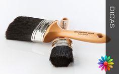 As trinchas são uma ferramenta muito importante numa pintura, para obter um bom resultado utilize sempre trinchas de boa qualidade. A qualidade da trincha que utilizar terá um efeito directo na qualid