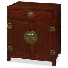 Elmwood Ming Style Cabinet